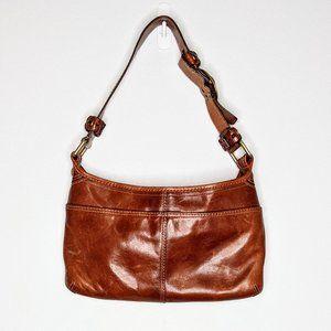 Coach Brown Leather Bleeker Hobo Bag F0769-11416